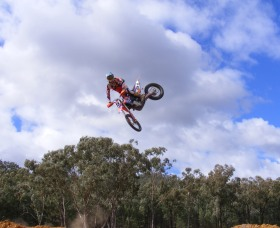 Goanna Tracks Motocross and Enduro Complex - Accommodation Bookings