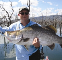 Peter Faust Dam - Accommodation Bookings