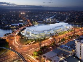 Gold Coast Convention and Exhibition Centre - Accommodation Bookings