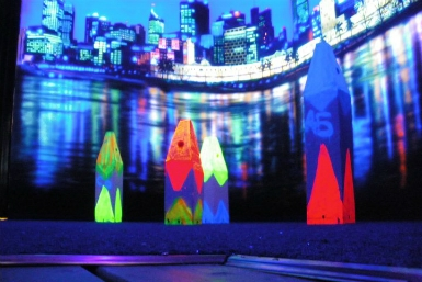 Family Fun Centres Black Light Mini Golf - Accommodation Bookings
