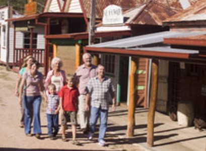 Herberton Historic Village - Accommodation Bookings