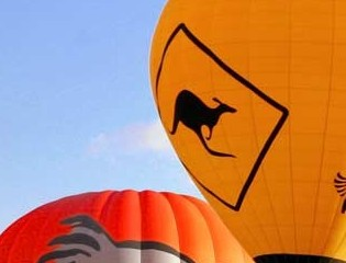 Hot Air Balloon - Accommodation Bookings