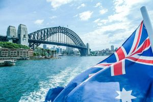 Australia Day Lunch and Dinner Cruises On Sydney Harbour with Sydney Showboats - Accommodation Bookings