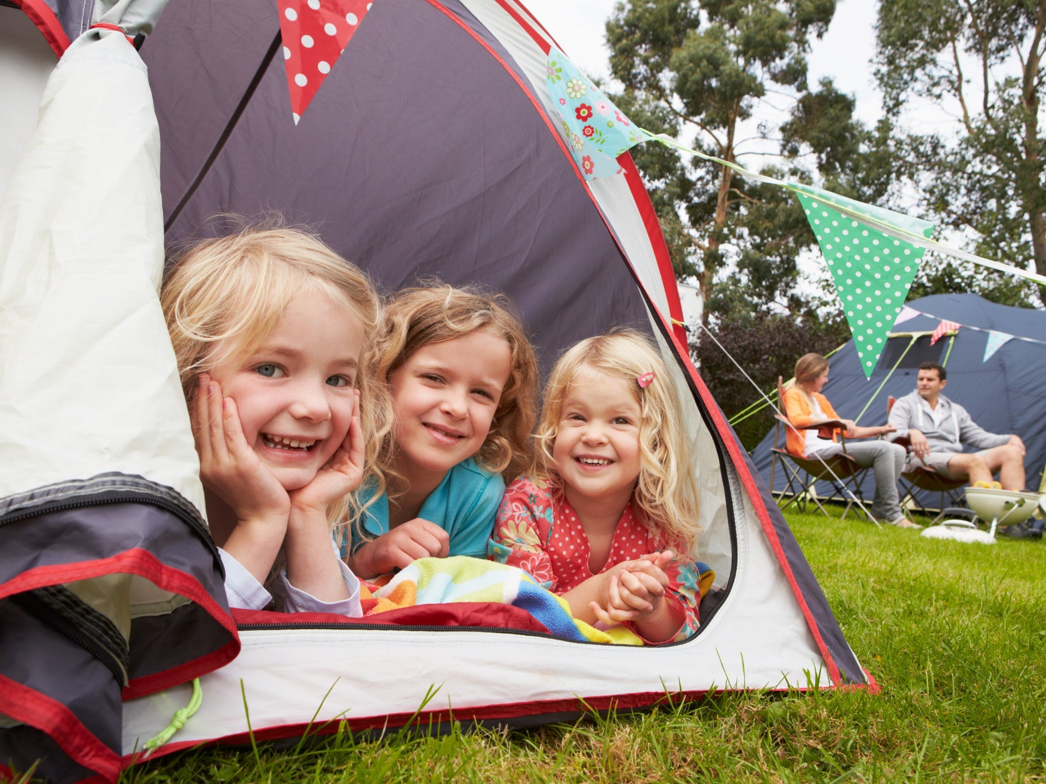 Camp Out In Town - Accommodation Bookings