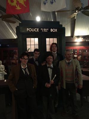 Dr Who Quiz Night - Accommodation Bookings