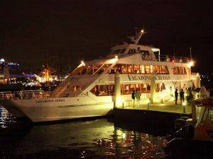 Halloween Party Cruise - Accommodation Bookings