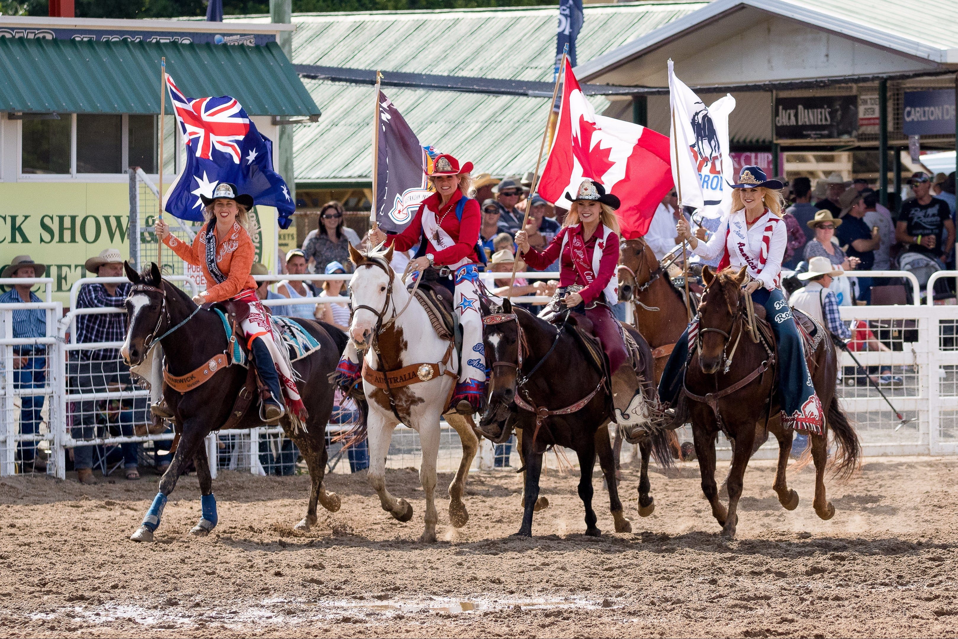 Warwick Rodeo National APRA National Finals and Warwick Gold Cup Campdraft - Accommodation Bookings