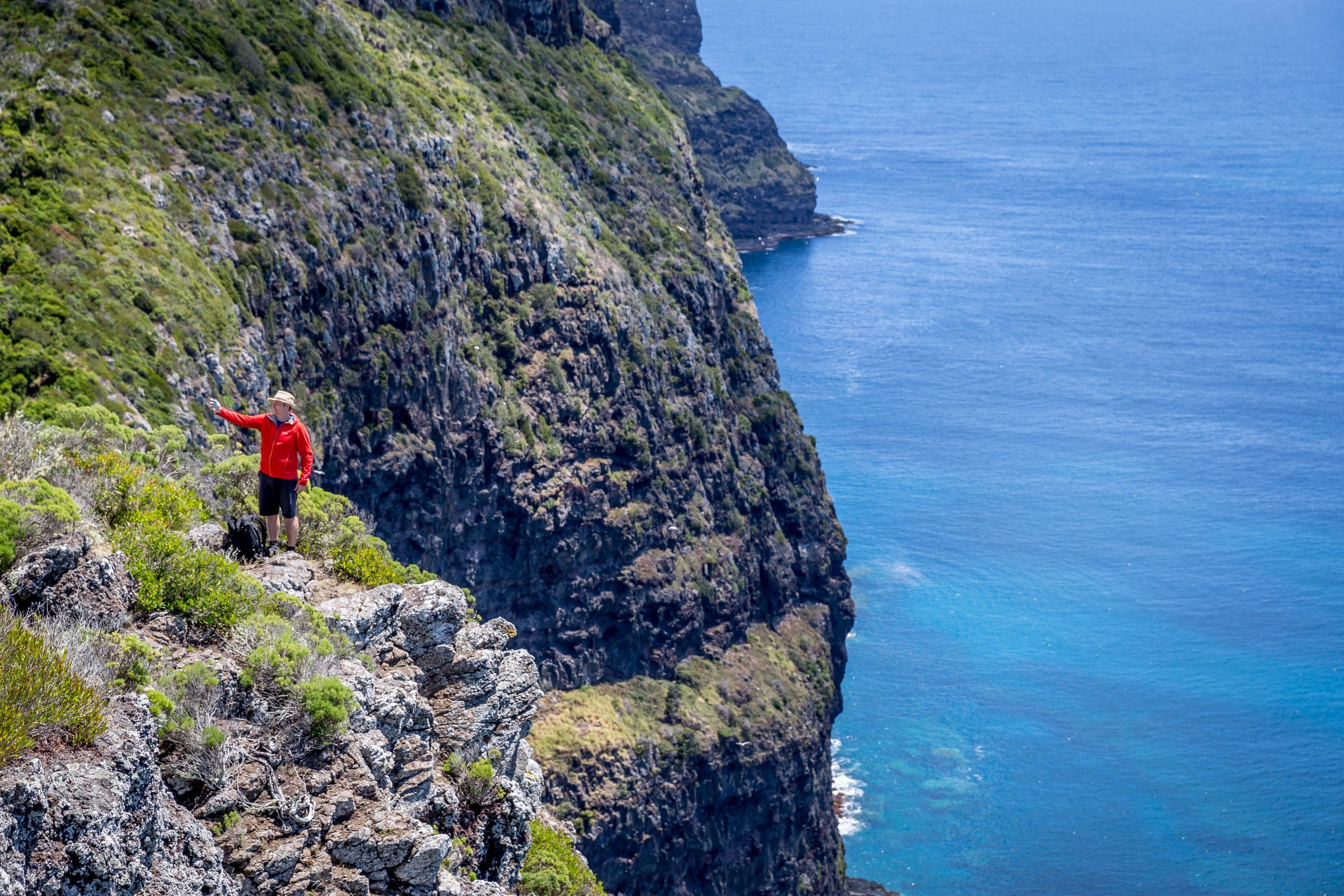 Seven Peaks Walk at Pinetrees Lord Howe Island - Accommodation Bookings