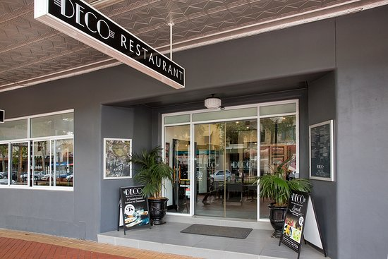 Deco Wine Bar  Restaurant - Accommodation Bookings