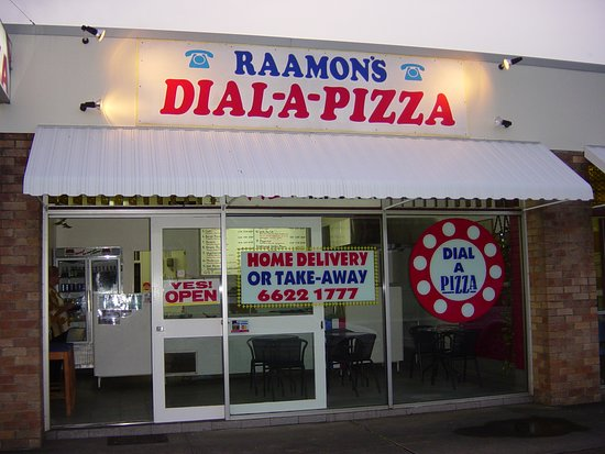 Raamons Dial- a- Pizza - Accommodation Bookings