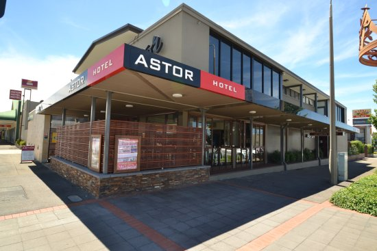 Astor Hotel - Accommodation Bookings