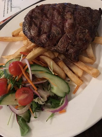 Aussie Steakhouse - Accommodation Bookings