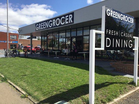 Greengrocer Cafe - Accommodation Bookings