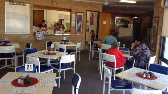 Red Dove Coffee Shop - Accommodation Bookings