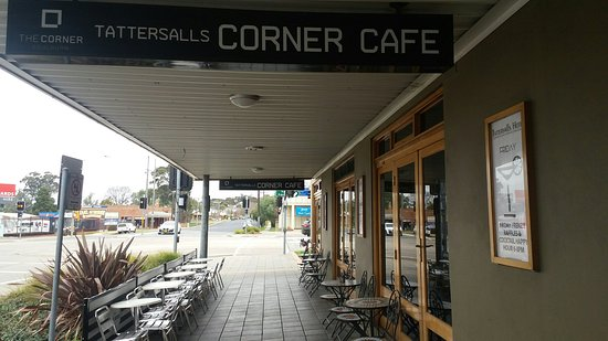 The Corner Cafe -Tatts Pub - Accommodation Bookings