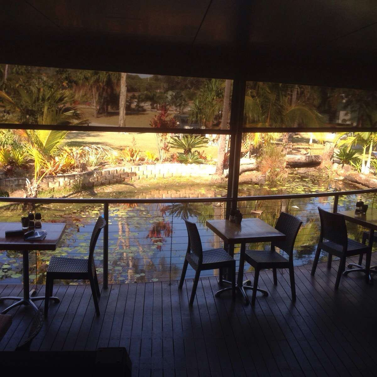 Getaway Garden Cafe - Accommodation Bookings