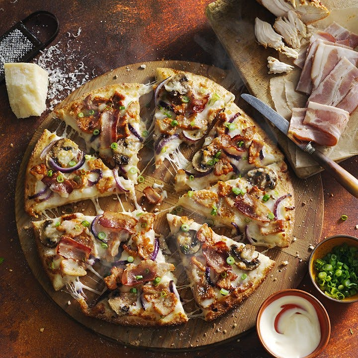 Domino's - Kearneys Spring - Accommodation Bookings