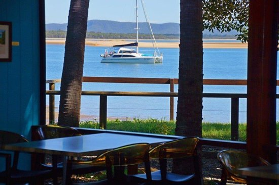Beachcombers Family Bistro 1770 - Accommodation Bookings