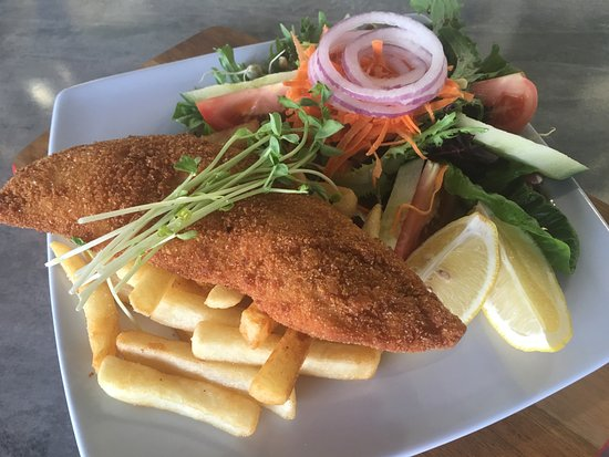 Cedar Park Fish and Chips - Accommodation Bookings