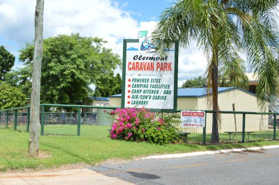 Clermont Caravan Park - Accommodation Bookings