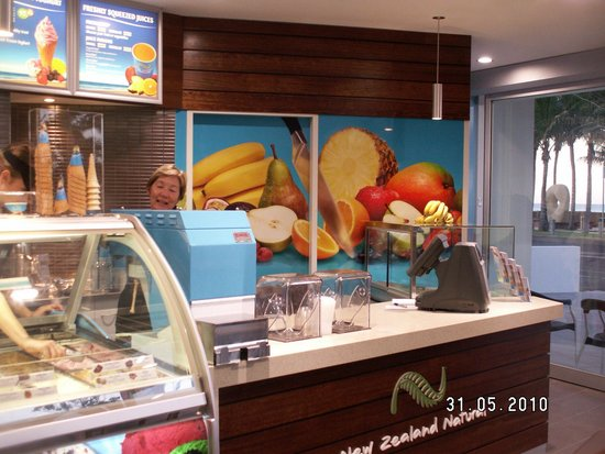 New Zealand Ice Creamery - Accommodation Bookings