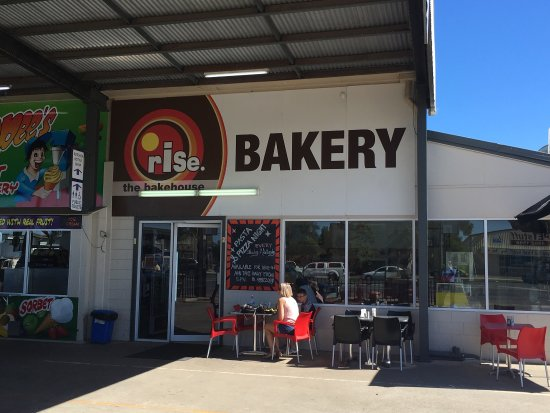 Rise The Bakehouse Biloela - Accommodation Bookings