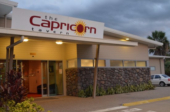 The Capricorn Tavern - Accommodation Bookings