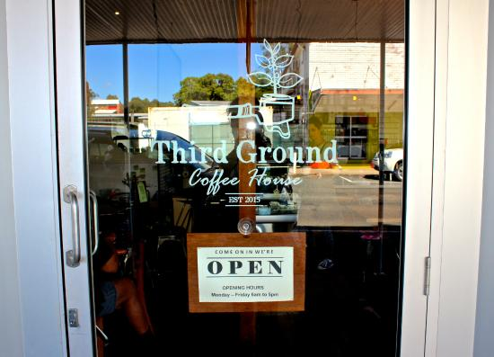 Third Ground Coffee House - Accommodation Bookings