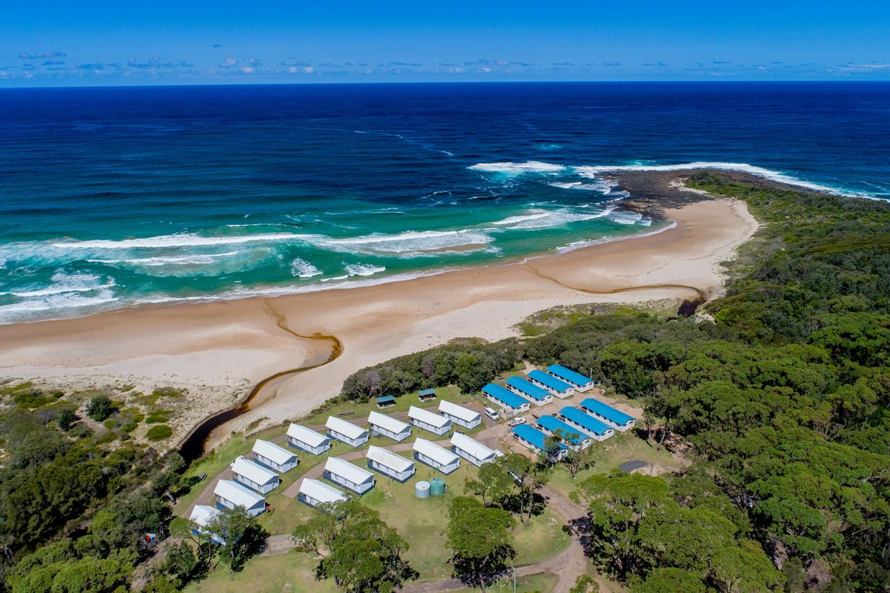 Racecourse Beach Tourist Park - Accommodation Bookings