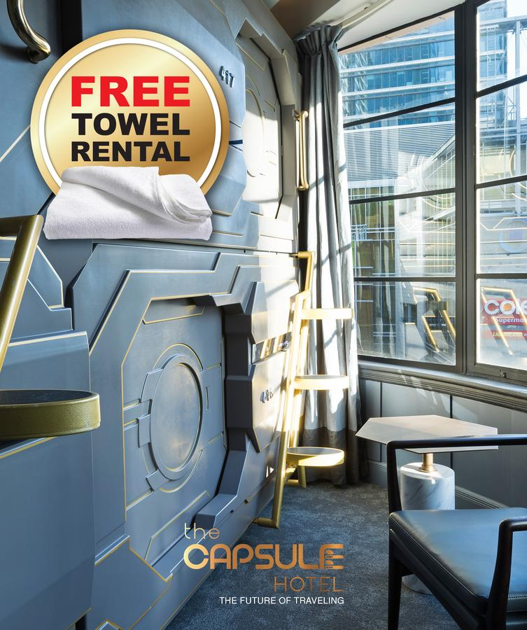 The Capsule Hotel - Accommodation Bookings