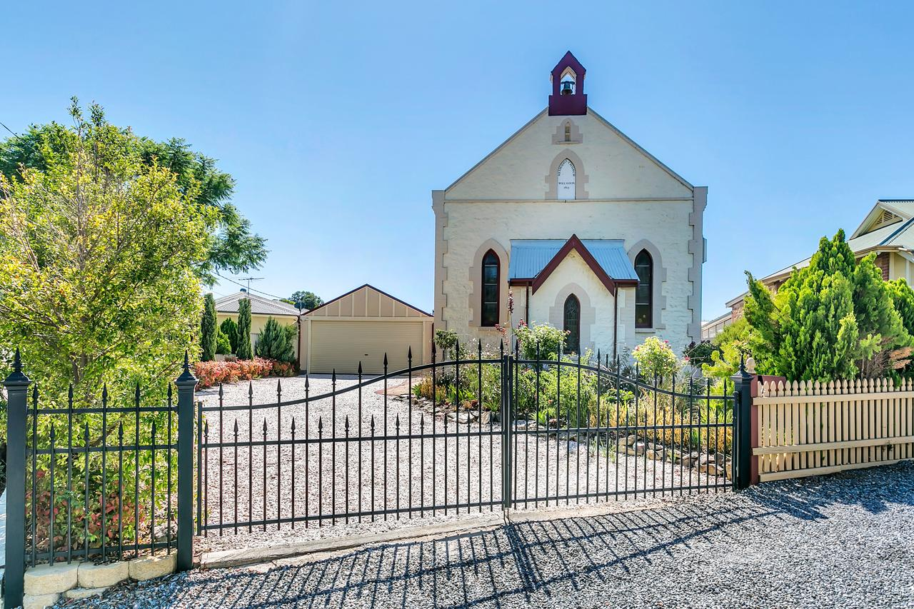 The Church - Gawler - Accommodation Bookings