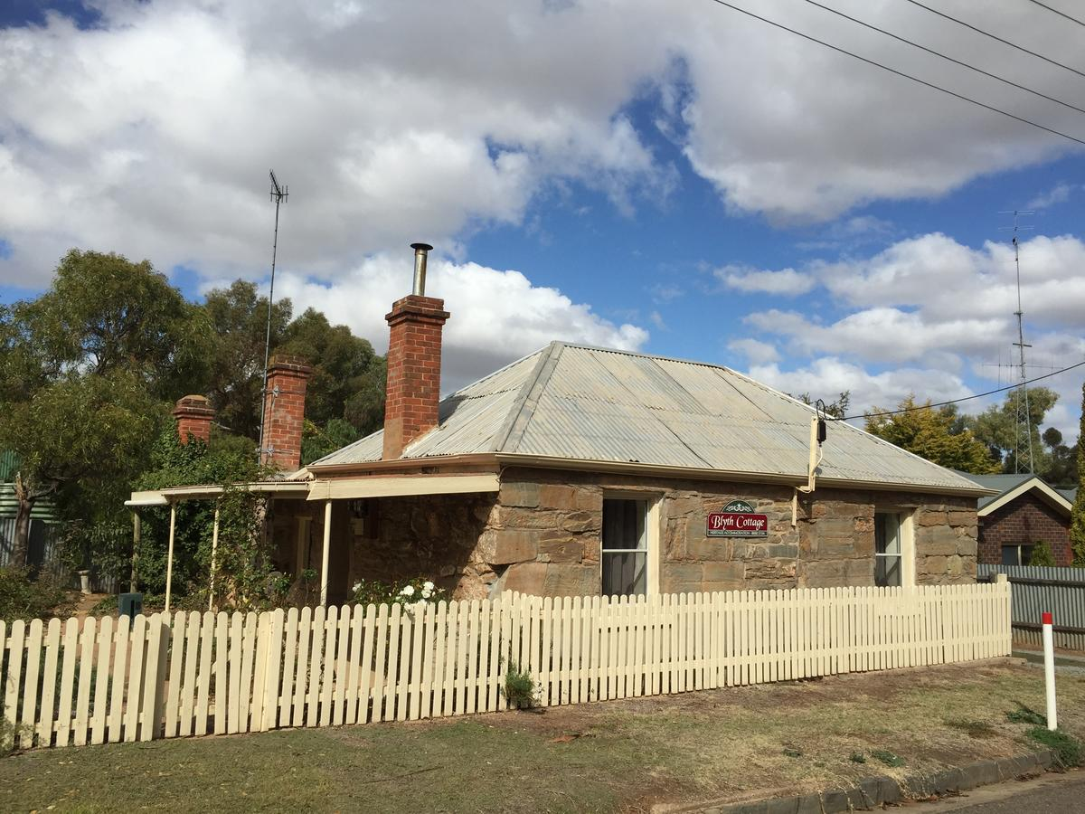 Blyth Cottage Burra - Accommodation Bookings