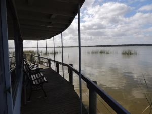 PS Federal Retreat Paddle Steamer Goolwa - Accommodation Bookings