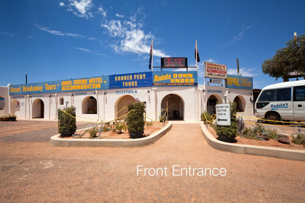 Radeka Downunder Underground Motel - Accommodation Bookings