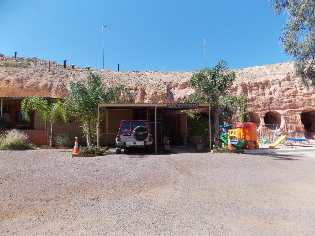 Desert View Apartments - Accommodation Bookings