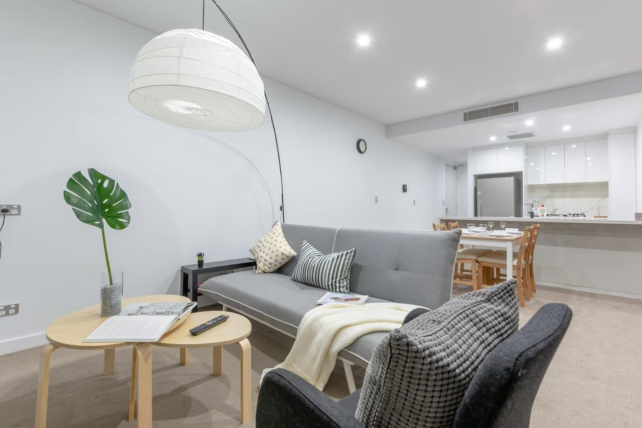 Inner City Stylish apt Walk to Green Square - Accommodation Bookings