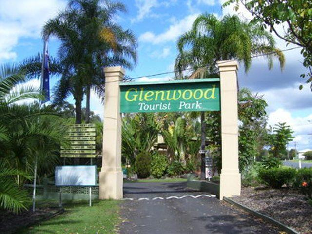 Glenwood Tourist Park  Motel - Accommodation Bookings
