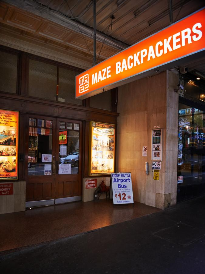 Maze Backpackers - Sydney - Accommodation Bookings