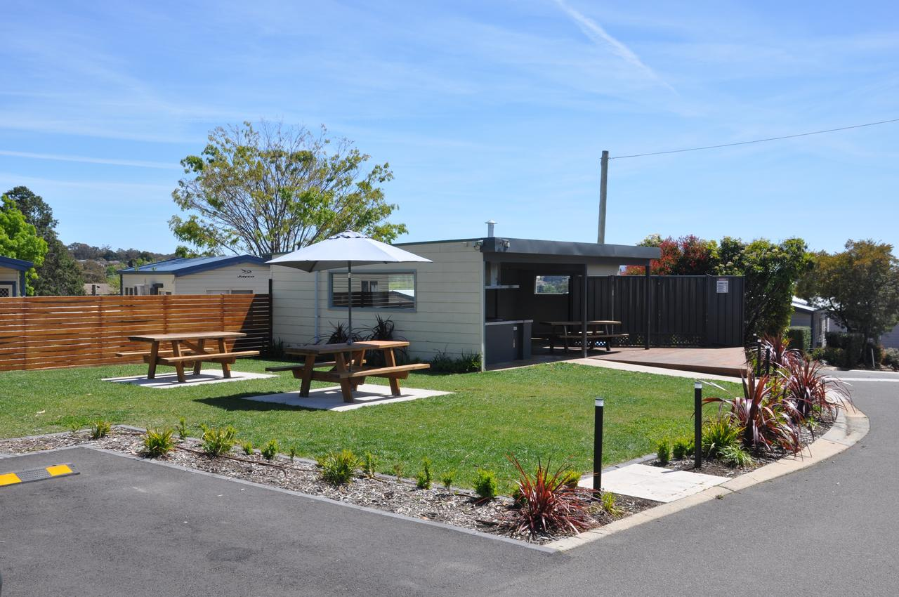 Crestview Tourist Park - Accommodation Bookings