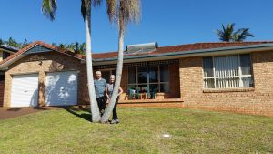 Twin Palms Holiday House at Lighthouse - Accommodation Bookings