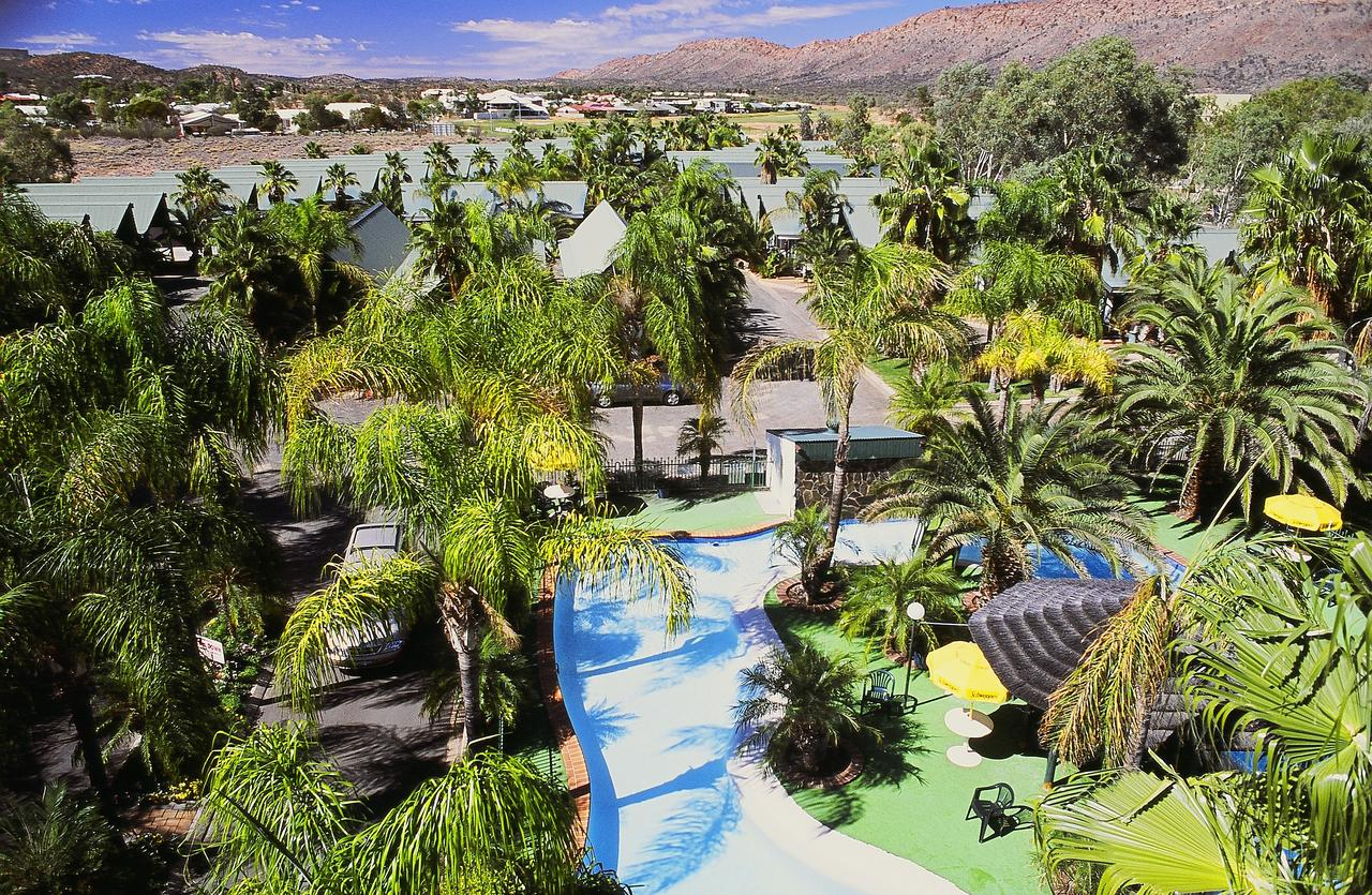 Desert Palms Alice Springs - Accommodation Bookings