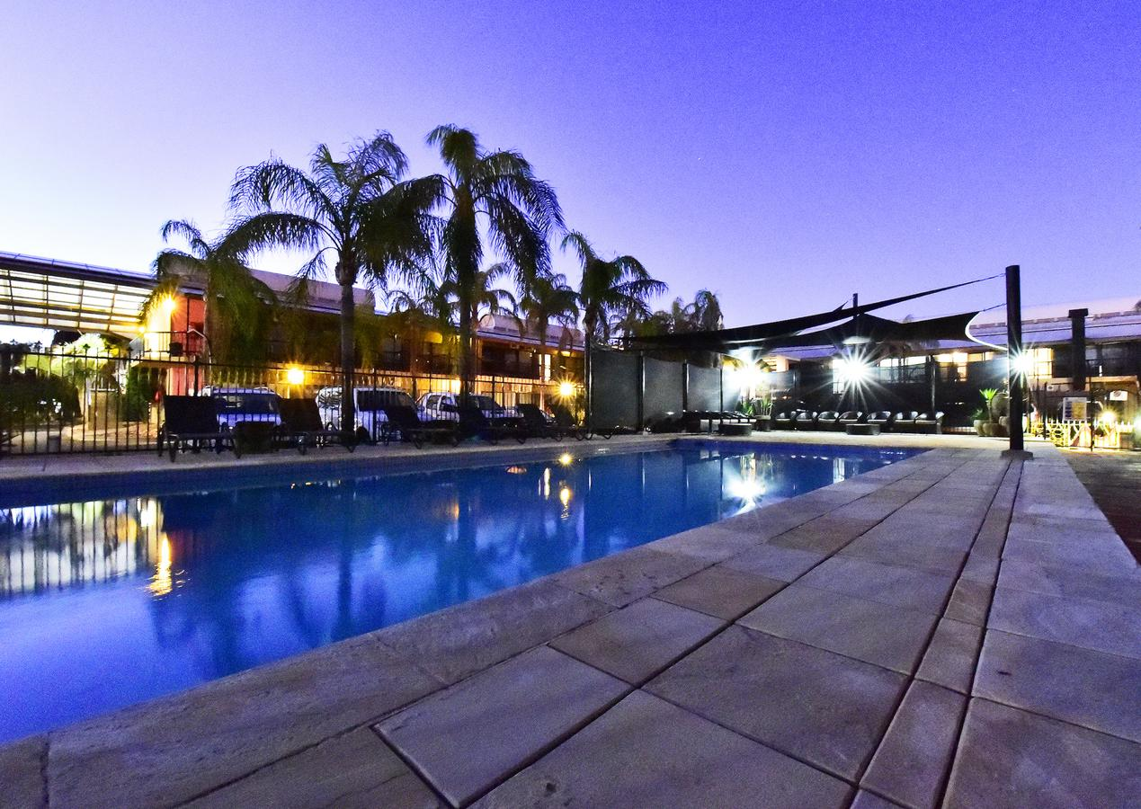 Diplomat Motel Alice Springs - Accommodation Bookings