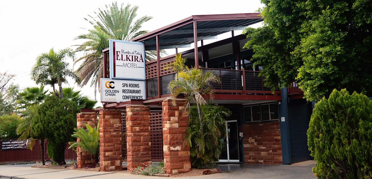 Elkira Court Motel - Accommodation Bookings