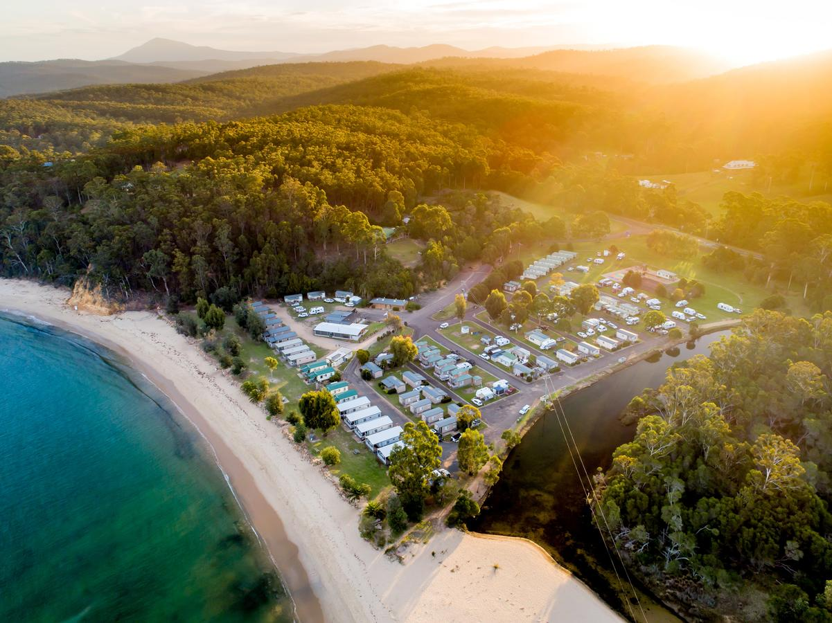 BIG4 Eden Beachfront Holiday Park - Accommodation Bookings