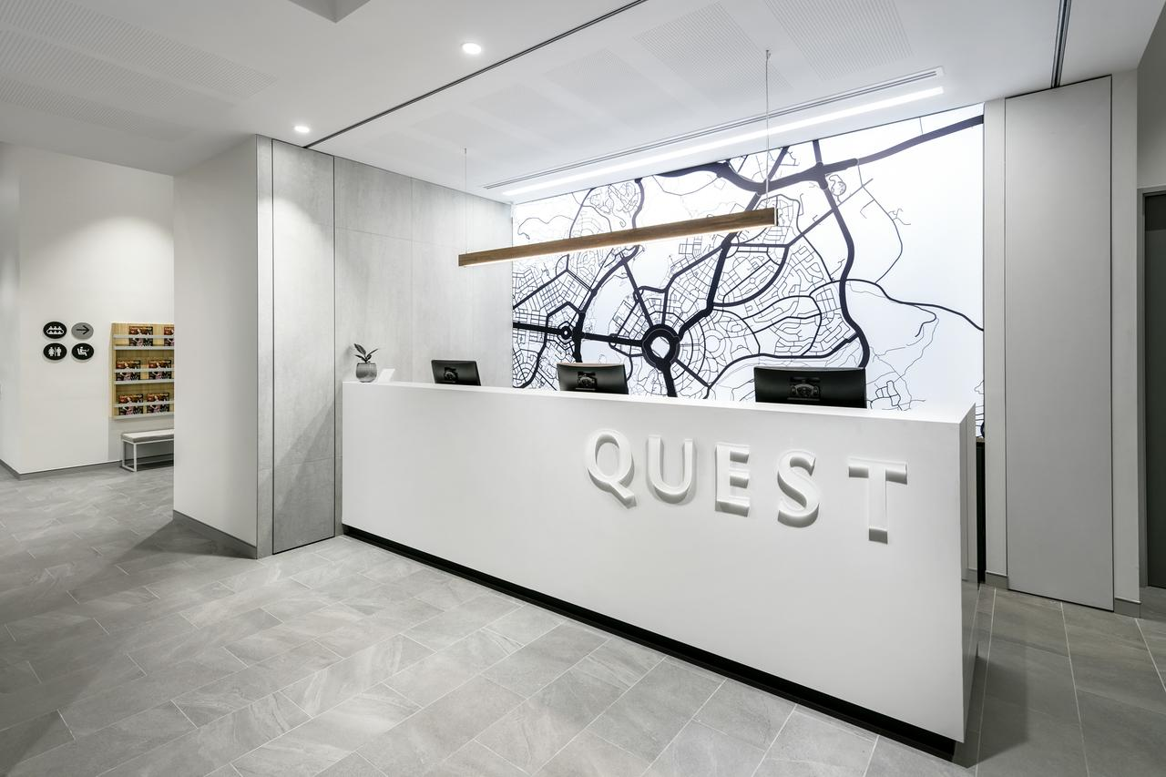 Quest Canberra City Walk - Accommodation Bookings