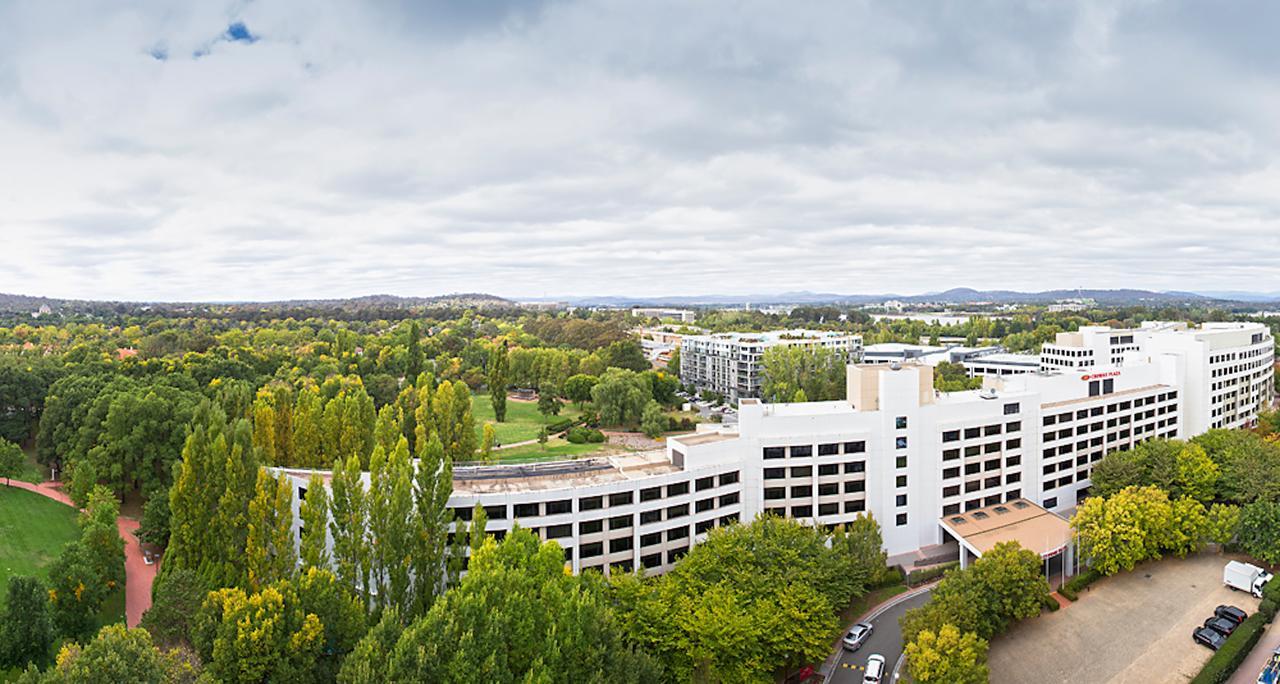 Crowne Plaza Canberra - Accommodation Bookings