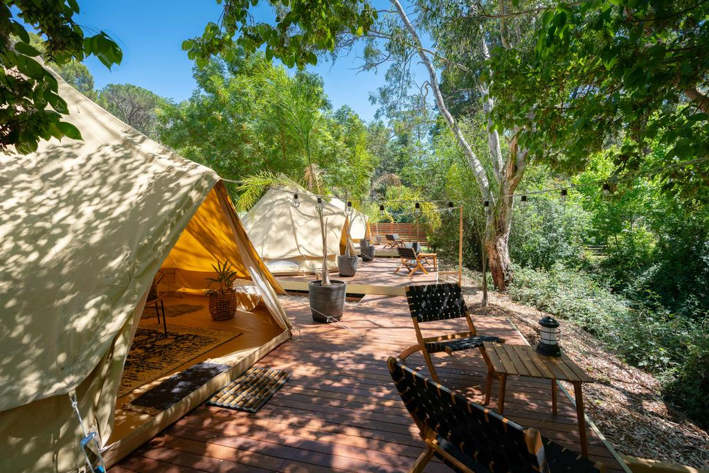 Castlemaine Gardens Luxury Glamping - Accommodation Bookings