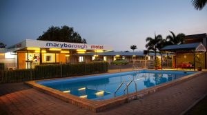 Maryborough Motel and Conference Centre - Accommodation Bookings