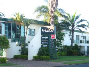 McNevins Maryborough Motel - Accommodation Bookings