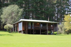 Hawke Brook Chalets - Accommodation Bookings
